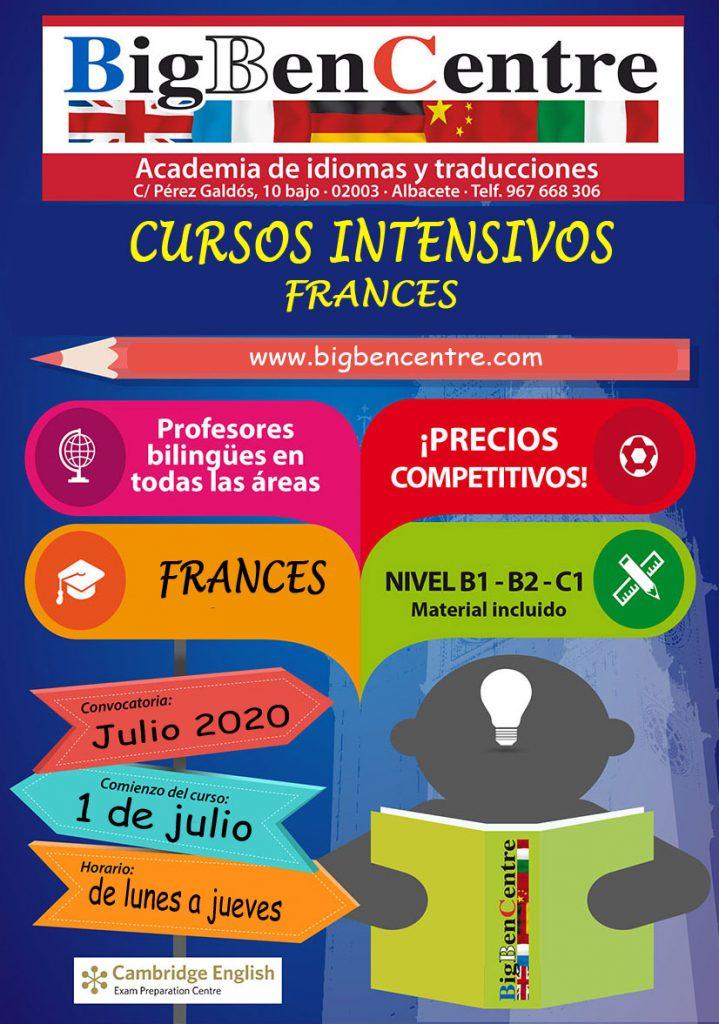 big ben cartel intensivos_2020 verano frances
